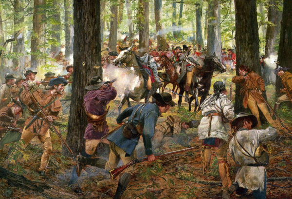 Militia groups from Tennessee, Virginia, and the Carolinas soundly defeated the Loyalist militia and British Army.